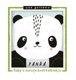 Wee Gallery Wee Gallery, stoffen knuffelboekje Panda