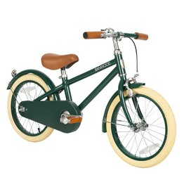 Banwood Classic bike green