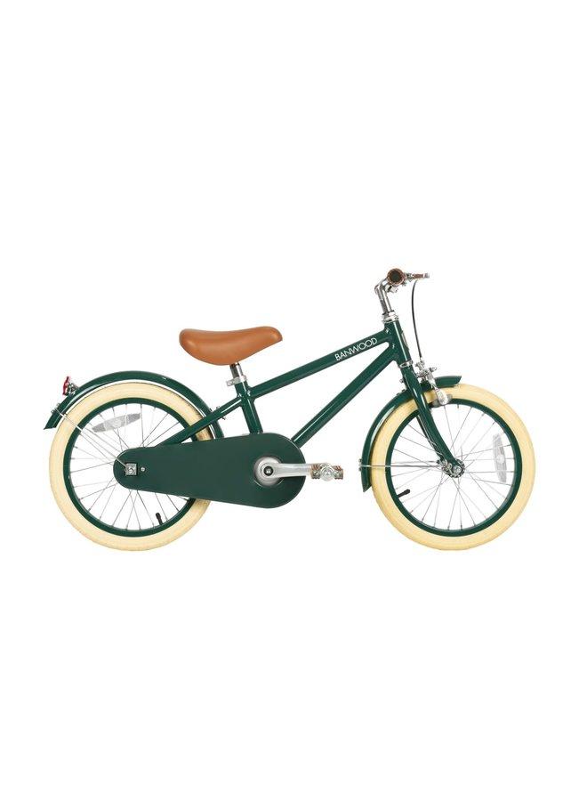 Classic bike green