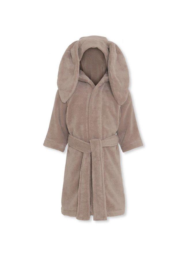 Kids terry bathrobe rabbit