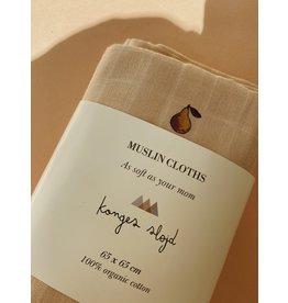 Konges Sløjd Muslin cloth Poire (3 pack)