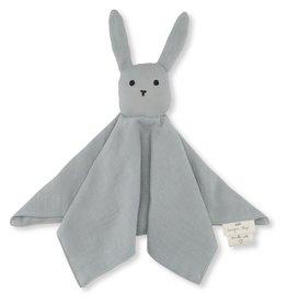 Konges Sløjd Cuddle sleepy rabbit French Blue