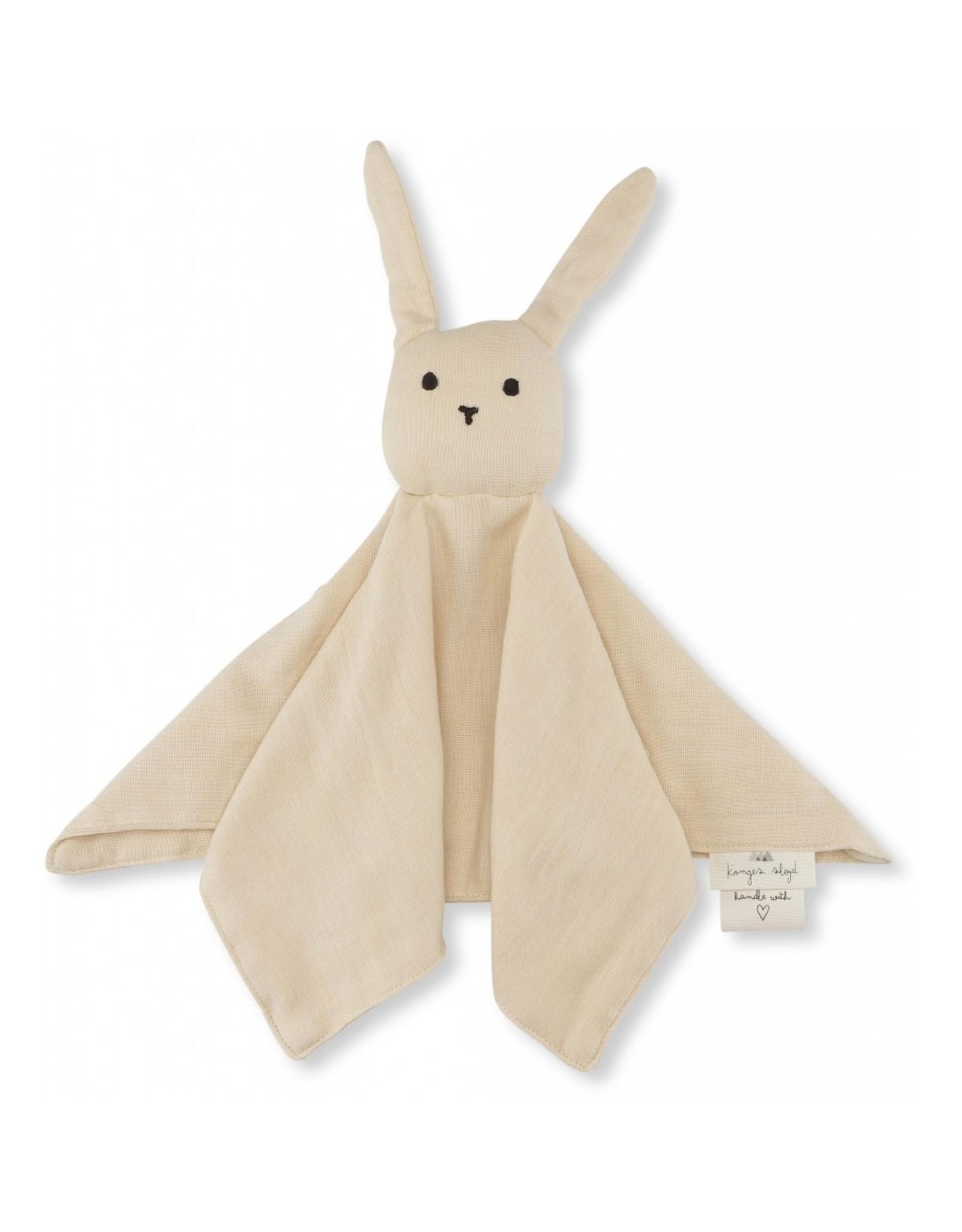 Konges Sløjd Cuddle sleepy rabbit Sand