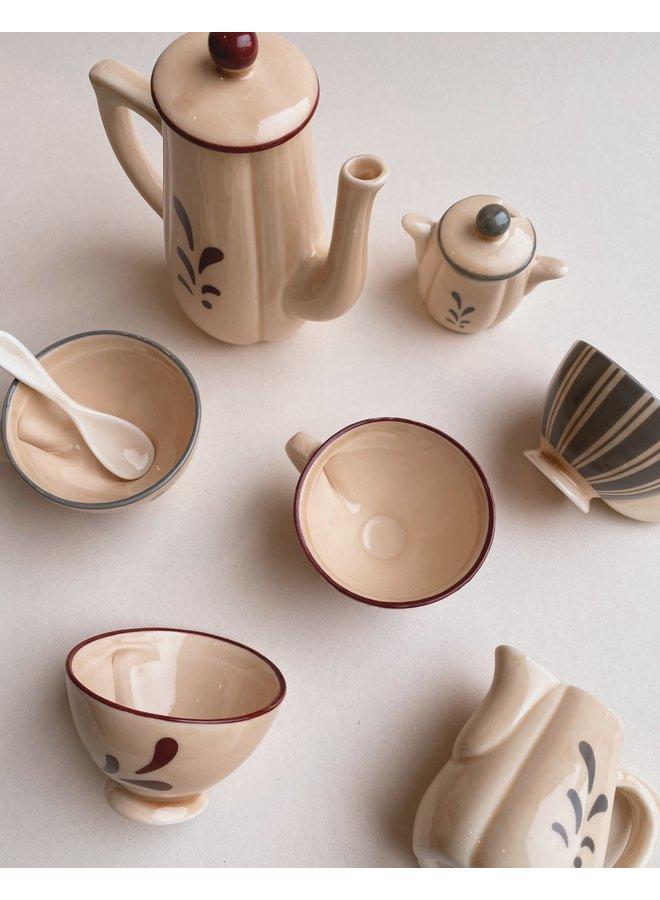 Tea set (ceramic)