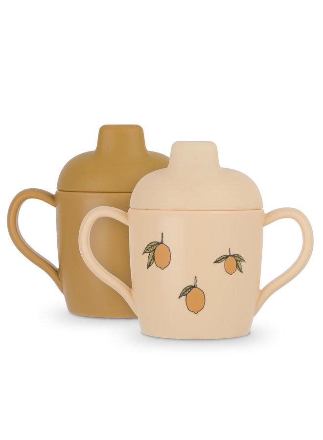 Sippy Cup Lemon (2 pack)