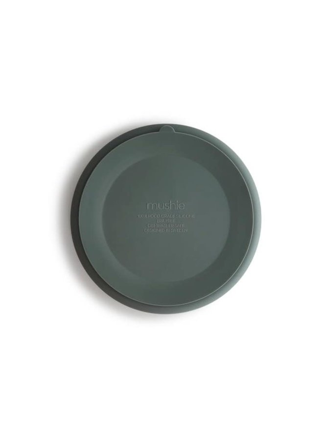 Silicone antislip plate - Dried Thyme