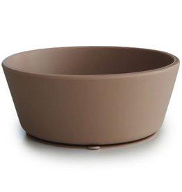 Mushie Silicone Bowl - Naturel