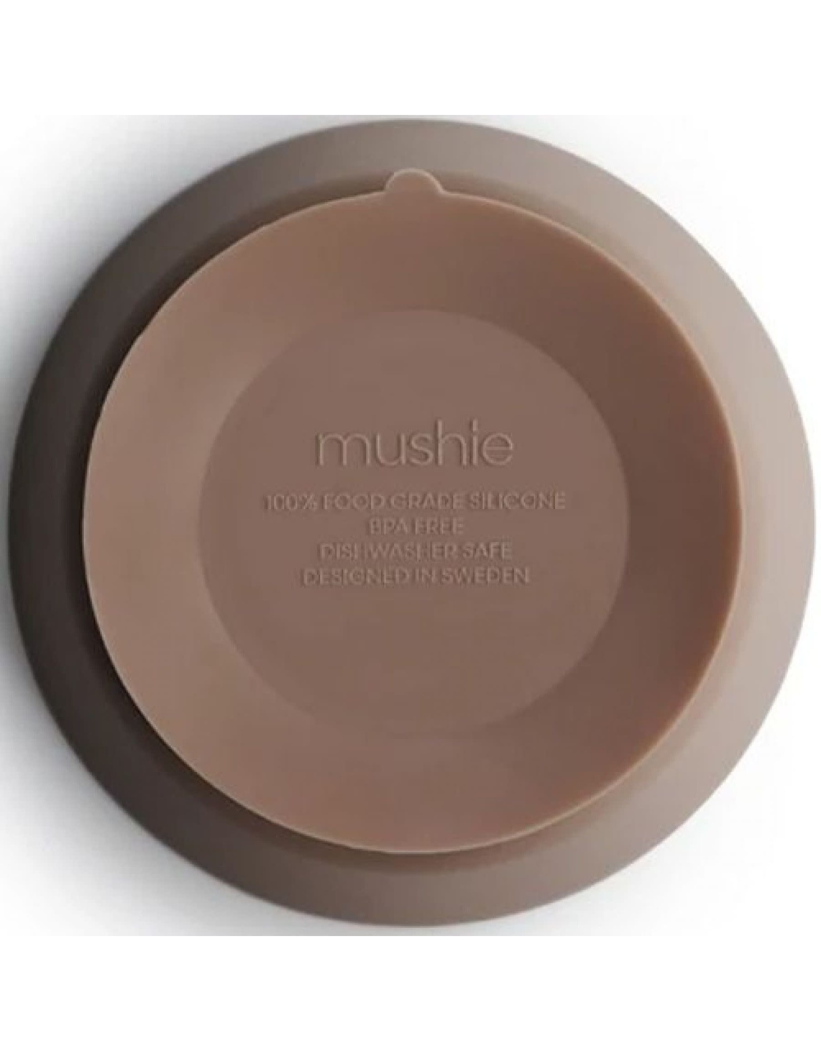 Mushie Silicone Bowl - Naturel