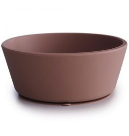 Mushie Silicone Bowl - Cloudy Mauve