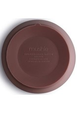 Mushie Silicone Bowl - Cloudy Mauve