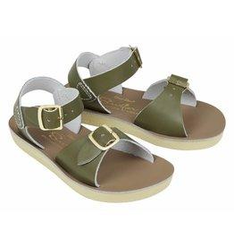 Salt Water sandals Salt water sandals surfer Olive