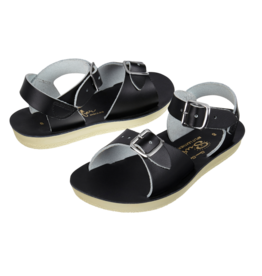 Salt Water sandals Salt water sandals surfer Black