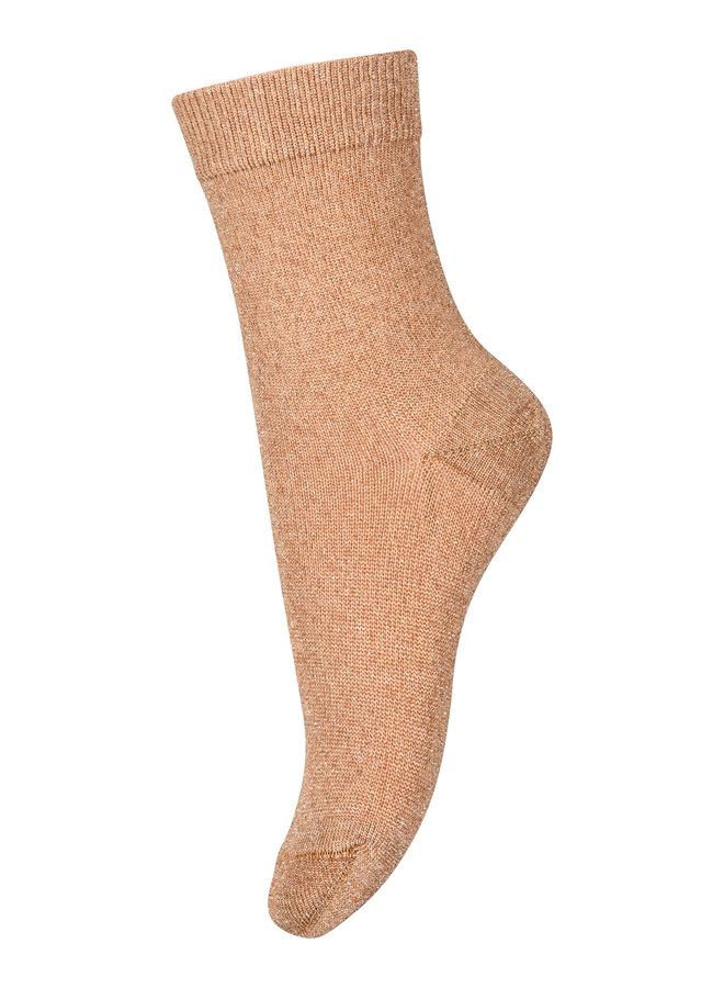MP Denmark Lulu glitter socks 77192 gold