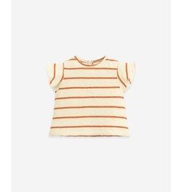 Play Up Striped T-shirt | Botany