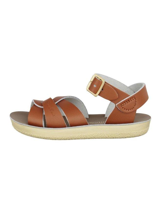 Salt water sandals Swimmer Tan