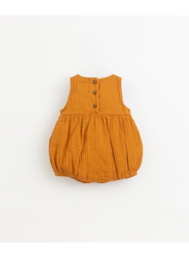 Short cloth jumpsuit   Hazel