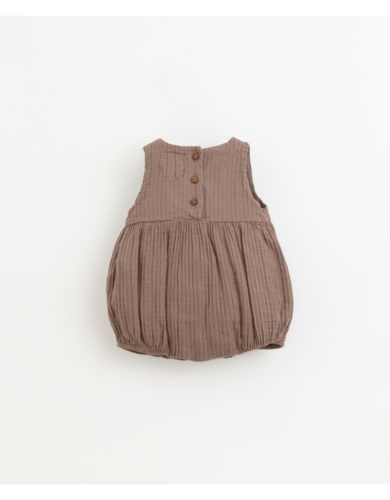 Play Up Short cloth jumpsuit   Pinha