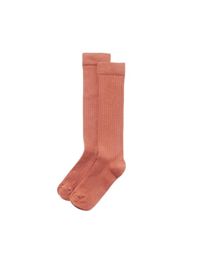 Knee Socks Chocolate Milk