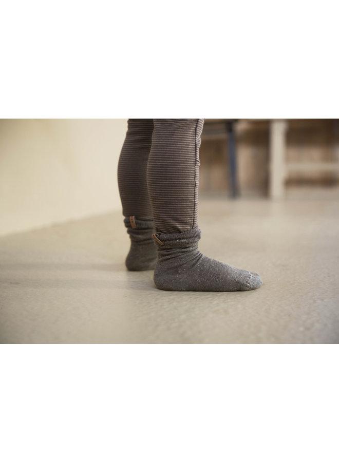 Legging Stripe Toffee