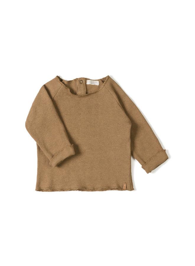 Sim knit Toffee