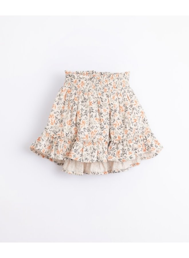Woven skirt Miró