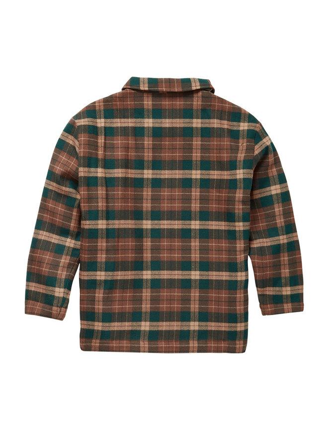 Short Jacket Country Tartan