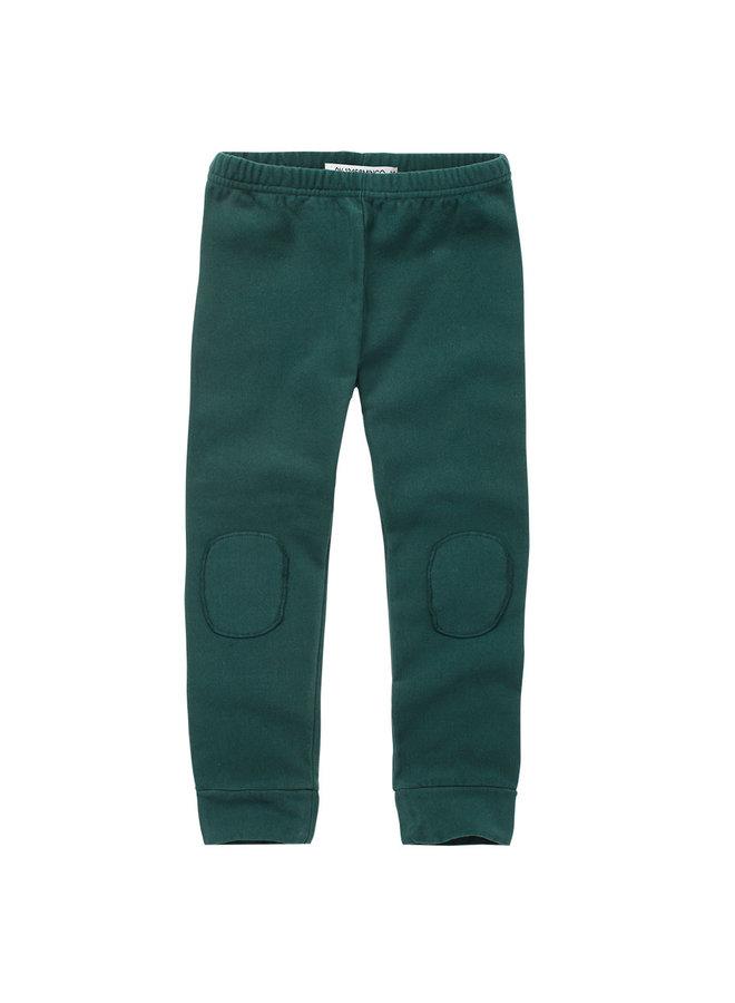 Winter Legging Dark Emerald
