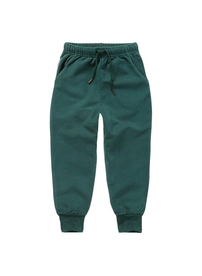 Sweatpants Dark Emerald
