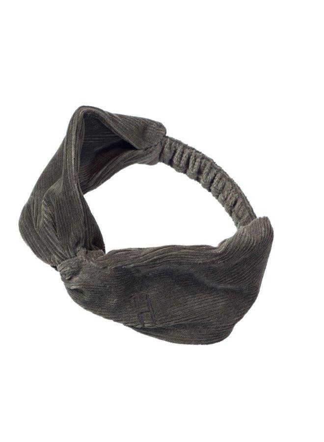 Headband rib Pirate Black
