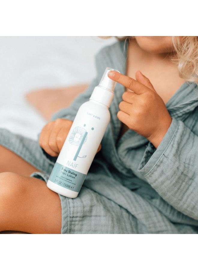 Anti-klit Haarlotion voor Baby & Kids