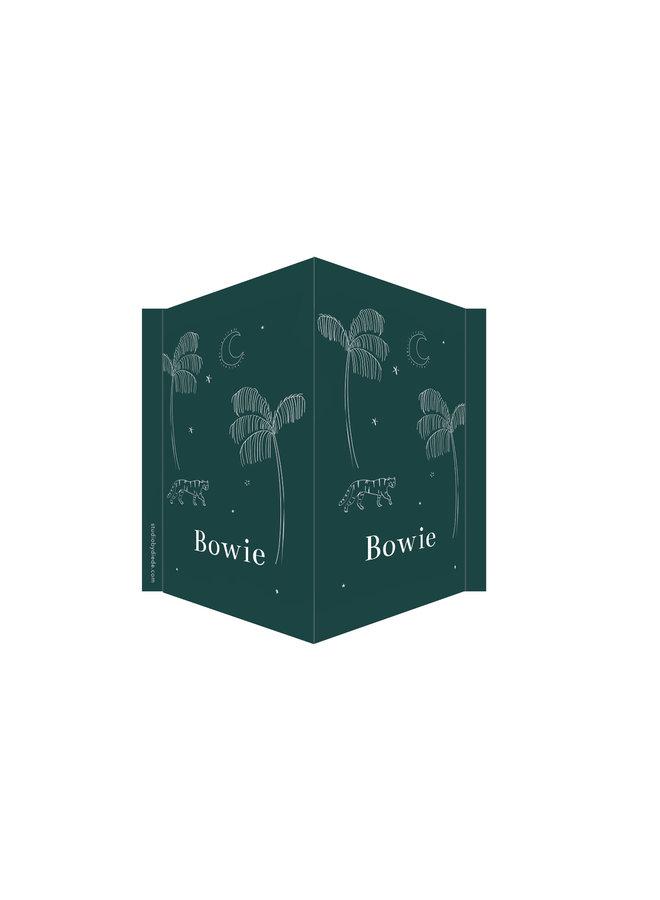 Geboortebord Bowie