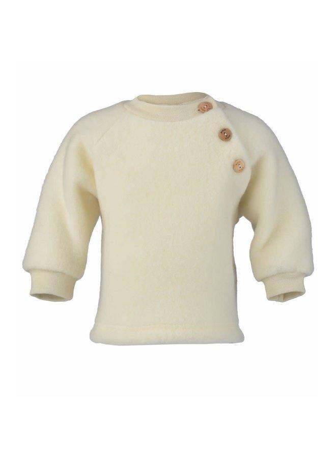 Raglan sweater naturel  - Engel Natur