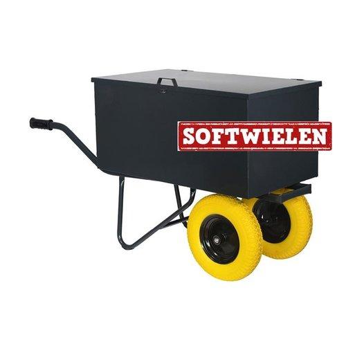 Hummer HUMMER - Gereedschap kruiwagen, 2 wiel