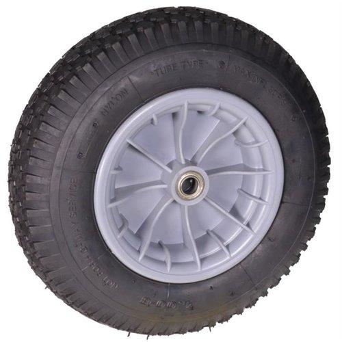 De Landwinkel Kruiwagenwiel PVC, zonder as