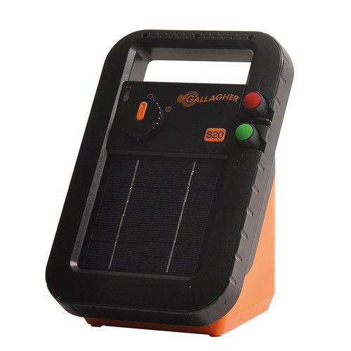 Gallagher S20 Solar - incl. batterij