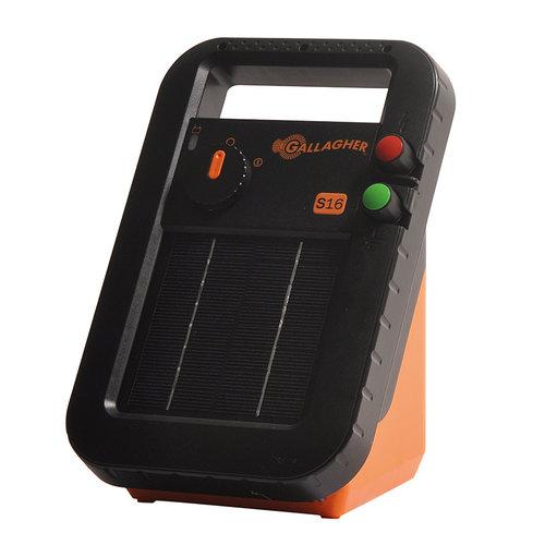 Gallagher S16 Solar - incl. batterij