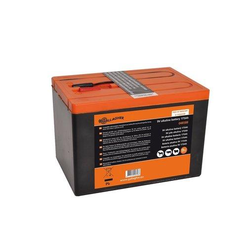 Gallagher Powerpack batterij 9V /175 Ah