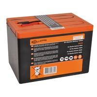 Powerpack batterij 9V /120 Ah