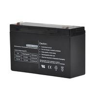 Batterij 6V /10Ah
