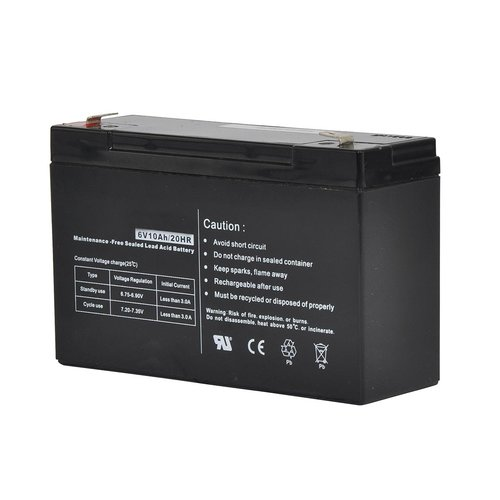 Gallagher Batterij 6V /10Ah