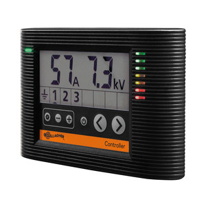 Gallagher i Series extern display