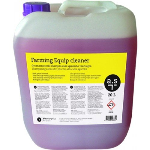 A.S Milking room cleaner 10L.