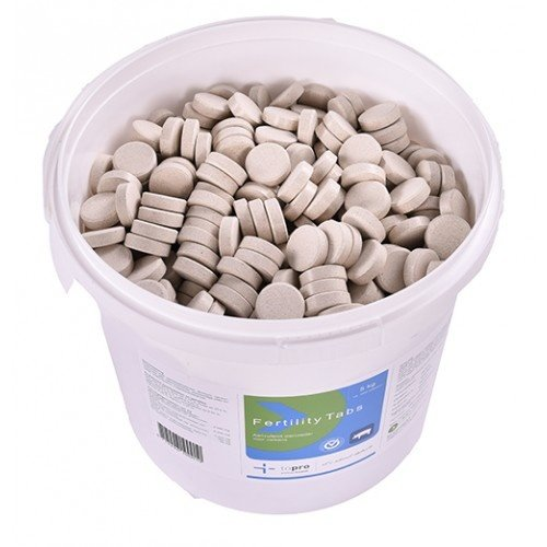 Topro Fertility tabletten - 1000, 5kg.
