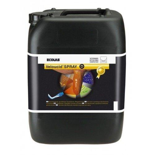 Ecolab Veloucid spray D