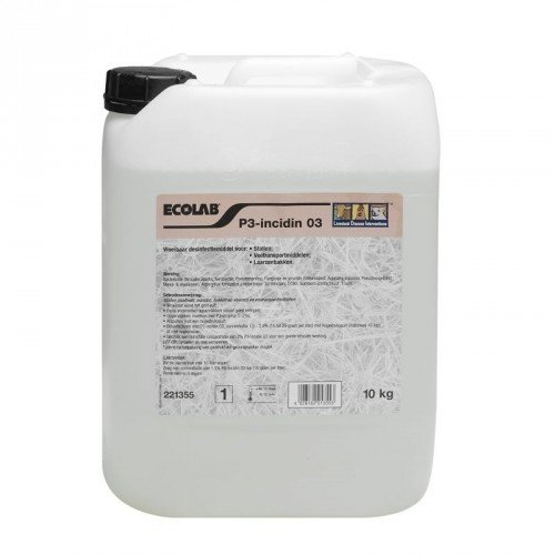 Ecolab P3-Incidin 03