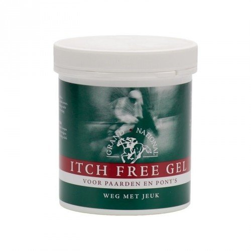 Grand National Itch free gel 500ml.