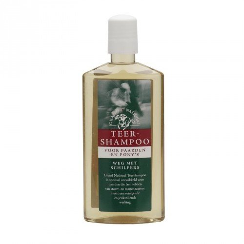 Grand National Teershampoo 500ml.