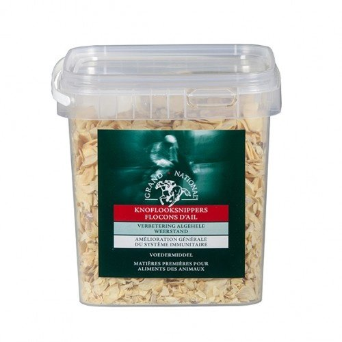 Grand National Knoflooksnippers 800gr.