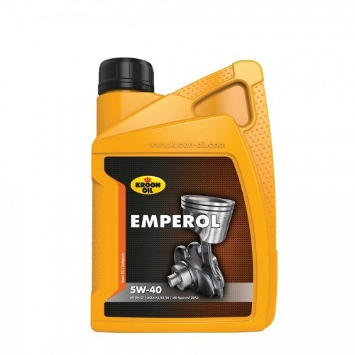 Kroon Oil Emperol 5W-40 - 1L. of 5L.