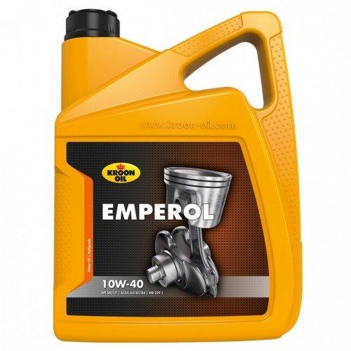 Kroon Oil Emperol 10W-40 - 1L. of 5L.